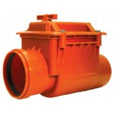 Обратный канализационный клапан наружный