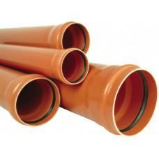 Труба канализационная Ф160 наружная