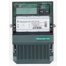 Электросчетчик Меркурий-230 ART-02CN 10-100А 220/380В Кл.т.1,0/2,0 Мн,т. А/Р ЖКИ