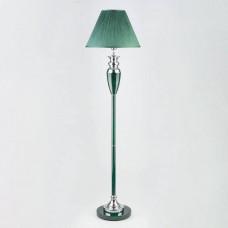 009 / напольный светильник /   W /1T GR арматура+колпак(зеленый)