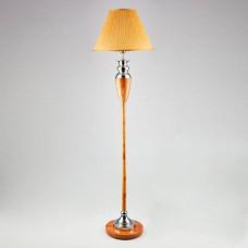 009 / напольный светильник /   W /1T RDM арматура+колпак(янтарь)
