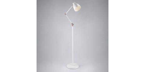 01025/1 / напольный светильник /   белый