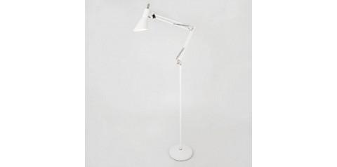 01033/1 / напольный светильник /   белый