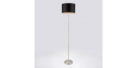 01050/1 / напольный светильник /   серебро