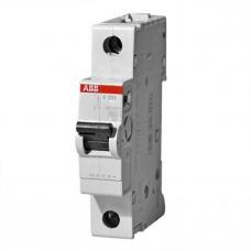 Автоматический выключатель 1-полюсный ABB S201 C1