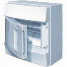 Шкаф настенный на 8 модулей ABB IP65 гл.