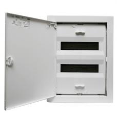 Щит распределительный в нишу на 24(28) модулей ABB UK 520E