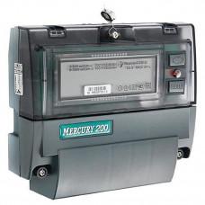 Электросчетчик Меркурий 200.02 5(60)А/230В многотарифный ЖКИ