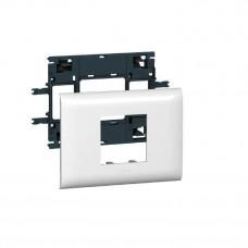 Суппорт-рамка 2М крышка 65 мм DLP Legrand 010952