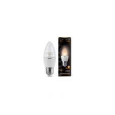 Лампа Gauss LED Candle Crystal Clear E27 4W 2700К
