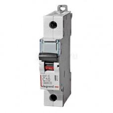 Автоматический выключатель 1-пол. 10А