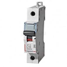 Автоматический выключатель 1-пол. 16А