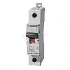Автоматический выключатель 1-пол. 25А