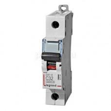 Автоматический выключатель 1-пол. 32А