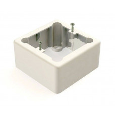 Подъемная коробка белая