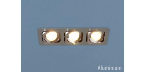 1021/3 MR16 CH / Светильник встраиваемый хром