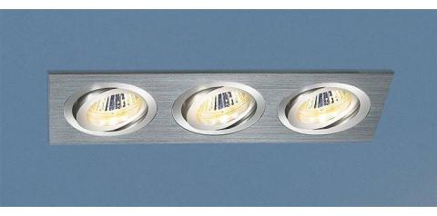 1011/3 MR16 CH / Светильник встраиваемый хром