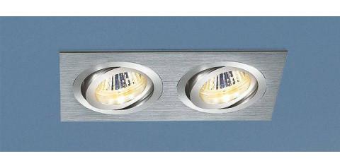 1011/2 MR16 CH / Светильник встраиваемый хром