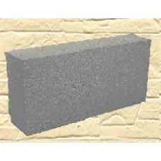 Блок полнотелый бетонный перегородочный