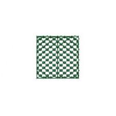 Решетка газонная пластиковая зеленая (ячейка)